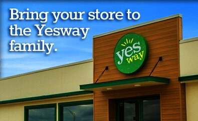 Bring your store to the Yesway family