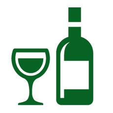 Alcohol selection logo
