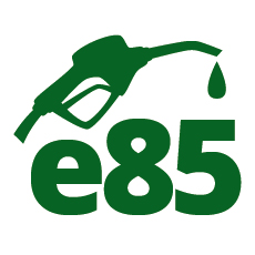 e85 selection logo