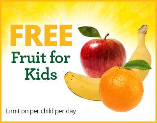 Free Fruit for Kids