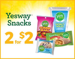Yesway Snacks