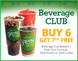 Beverage CLUB - Buy 6 Get 7th FREE