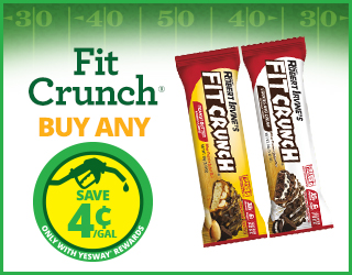 Fit Crunch - Buy Any - Save $0.04/gallon