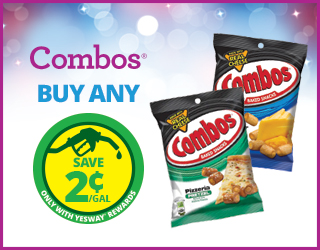 Combos - Buy Any - Save $0.02/Gallon