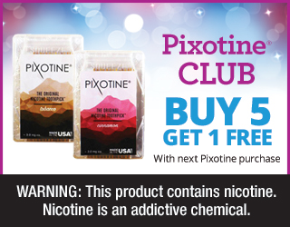 Pixotine CLUB - Buy 5 Get 1 FREE with next Pixotine purchase