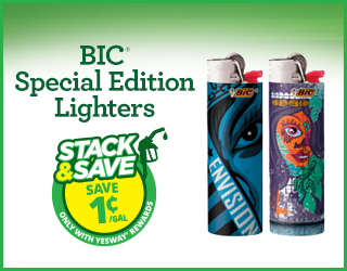 BIC Special Edition Lighters - Stack & Save $0.01/gallon