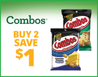 Combos - Buy 2 Save $1