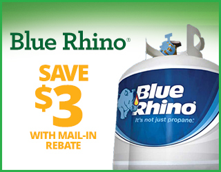 Blue Rhino - Save $3 with mail-in rebate