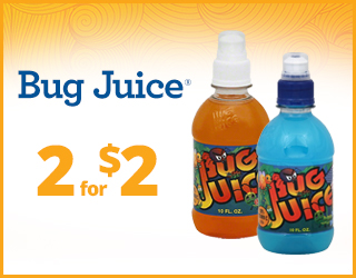 Bug Juice - 2 for $2