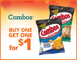 Combos - Buy 1, Get 1 for $1